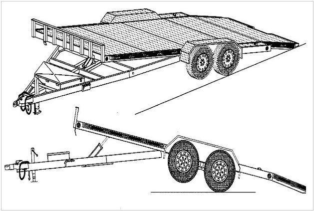 kaufman trailers wiring diagram