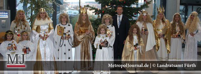 (FÜ) Christkinder und Engel zu Besuch im Landratsamt Fürth - http://metropoljournal.de/weihnachtsmaerkte-in-der-metropolregion/fue-christkinder-und-engel-zu-besuch-im-landratsamt-fuerth/