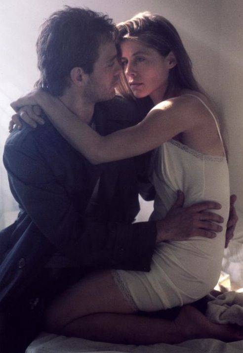 I will always ship this!  Kyle Reese/Sarah Connor