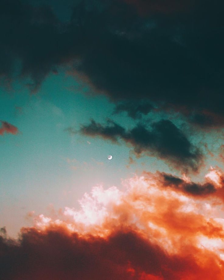 Moon n the colours..