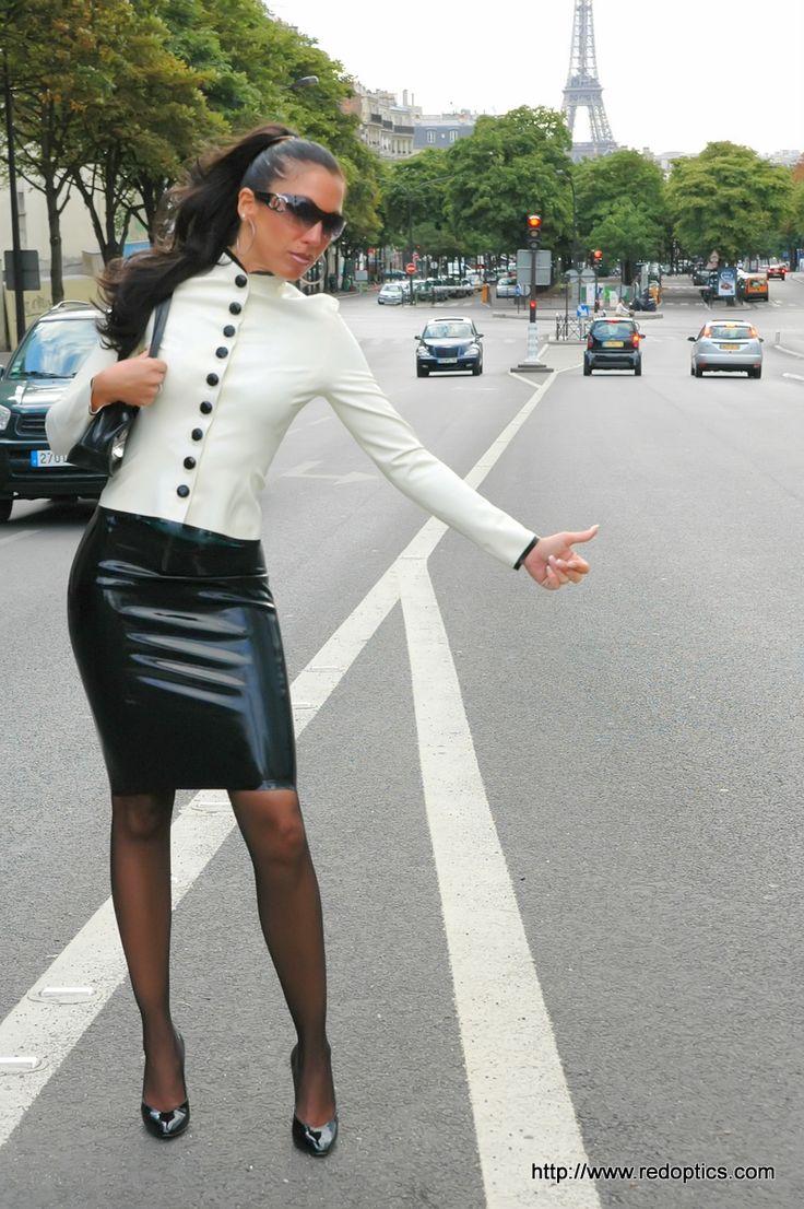 Bab B C B Ff B C A Latex Outfit Latex Dress