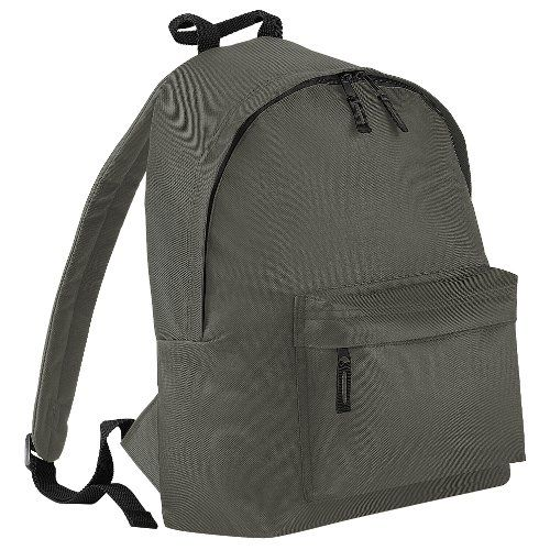 BagBase Original fashion backpack Olive Green >>> Details can be found by clicking on the image.