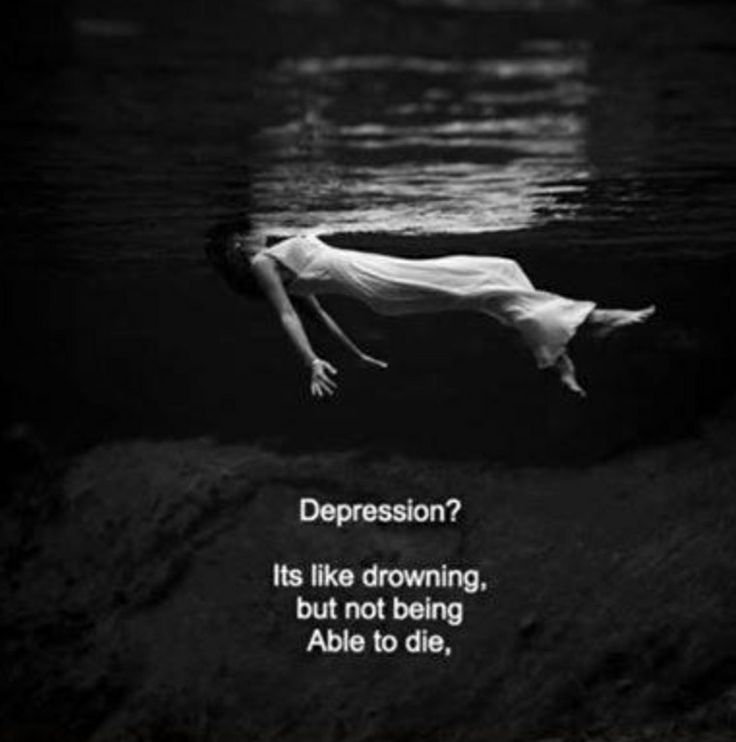 Quotes About Drowning In Depression: Sad Quotes About Drowning. QuotesGram