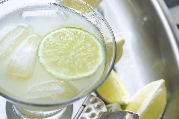 Turn the Caipirinha into  a Tini with this Easy Recipe