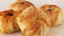 Πουγκάκια πίτες σαν μαροκινές παστίγιες