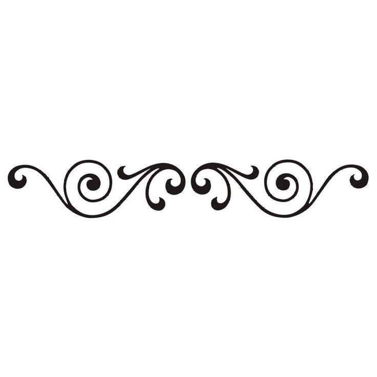 Free Scroll Work Images Vectorized Rectangle Ornament 3