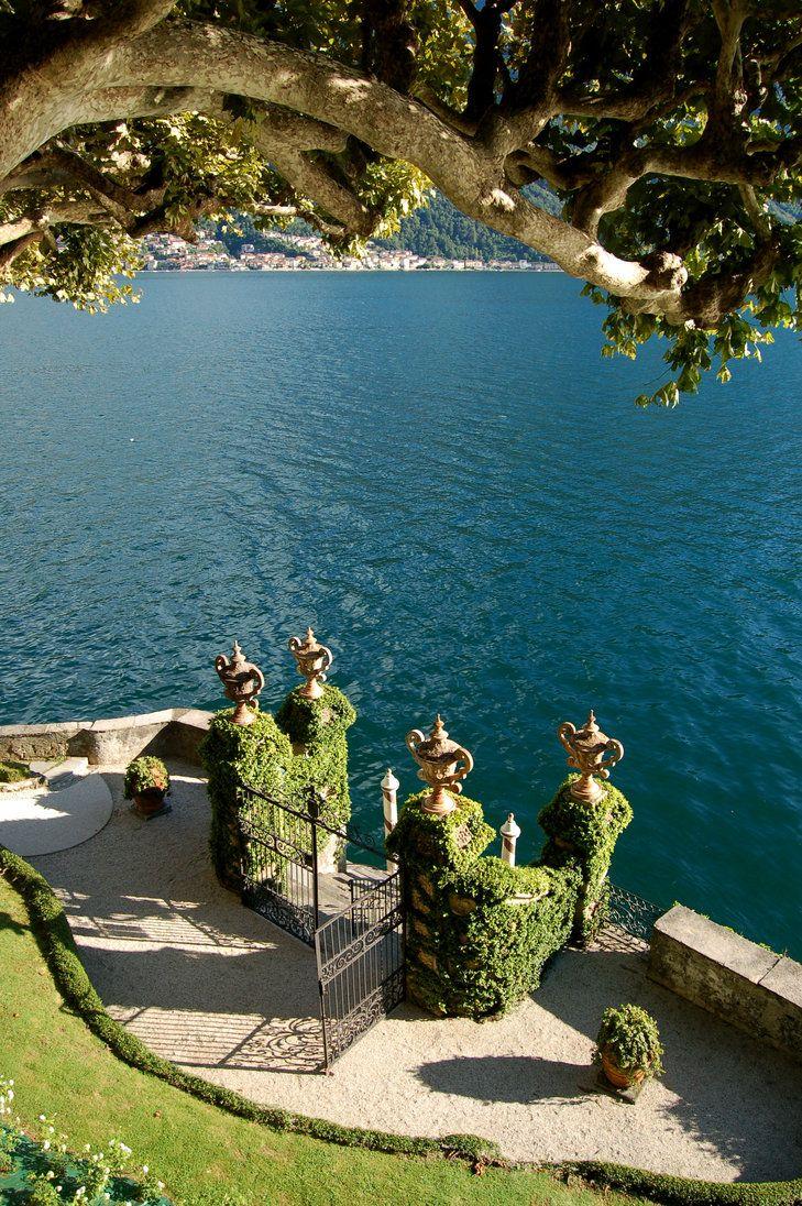 Lake Como, Lombardy, Italy.