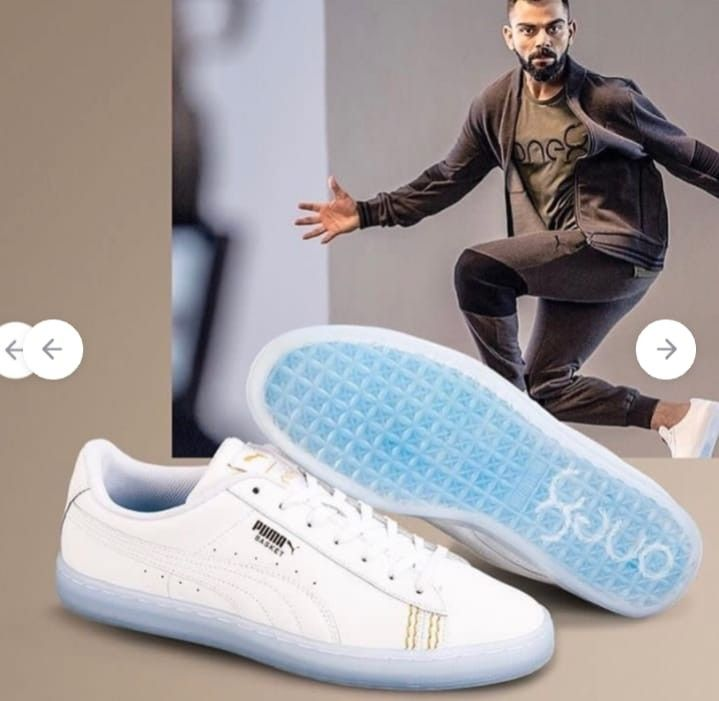 sports shoes cdaf8 6399e Puma virat kohli one8 sneakers Go to the link in my bio to ...