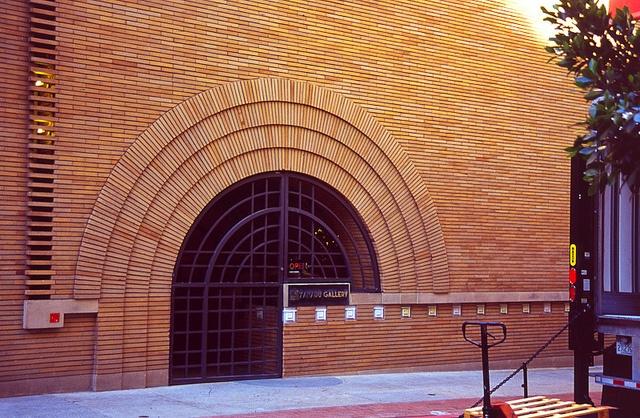 V C Morris Gift Shop, San Francisco, CA  - Frank Lloyd Wright