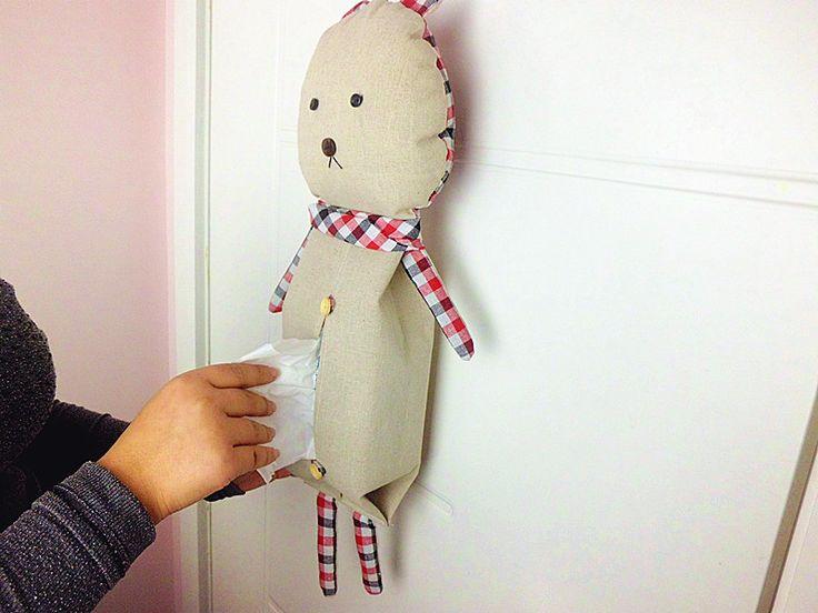 30*11 см симпатичные Кукла животных ткани Коробка Бумажное полотенце ткани Обложка авто товары для дома салфетки бумажные