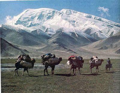 Silk Route Central Asia