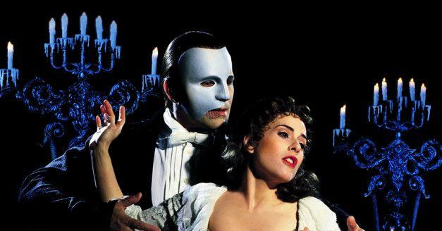 105€ | -40% | #Hamburg #Musical #Phantom #der #Oper- Die #Liebesgeschichte #live!