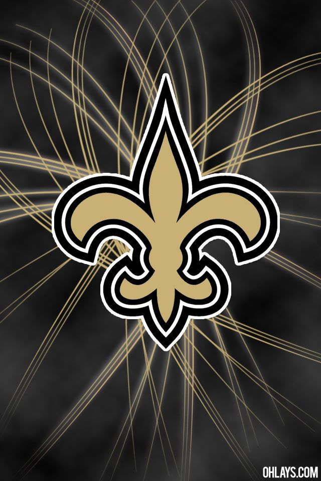 new orleans saints   New Orleans Saints iPhone Wallpaper   #5216   ohLays