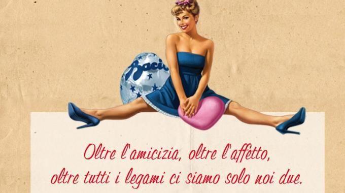 """Baci Perugina. Un amore italiano"" is on at the Vittoriano Complex in Rome until March 23"