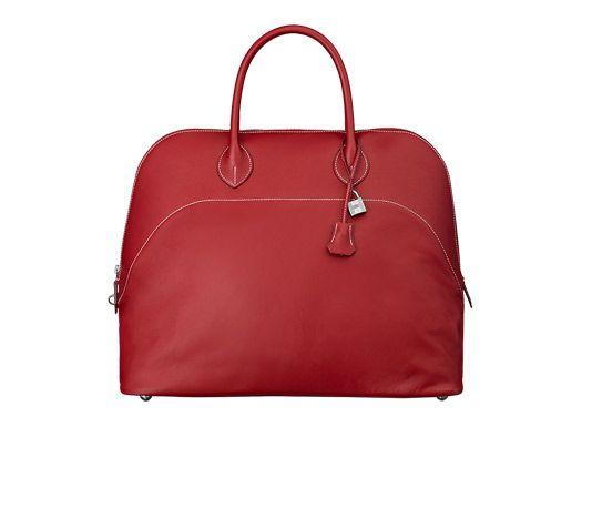 hermes handbags - hermes weekend bags bolide lacquer red