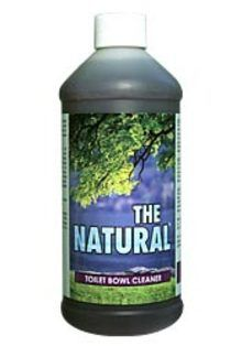 The Natural Toilet Bowl Cleaner - Quart