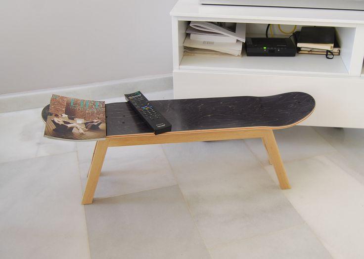 Skateboard Bedroom Furniture 142 best skateboard stool - the perfect gift for a skateboarders