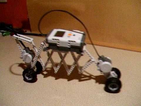 mindstorm how to build demo car