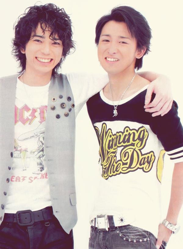 Jun and Satoshi