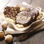 Chocolate Salami - Salame Cioccolato (parve) | Cuisine of the Italian ...