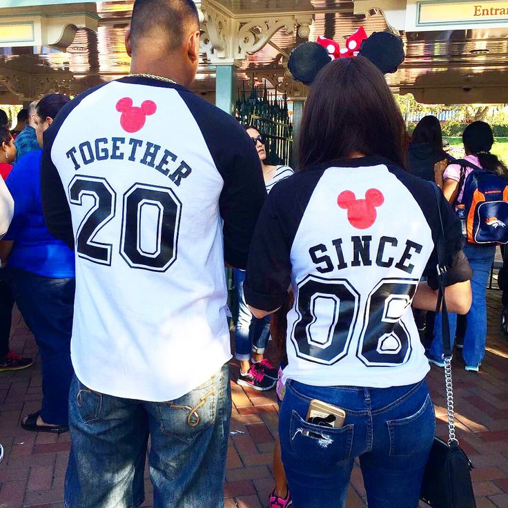 Couples matching shirts #disney Disneyland Mickey