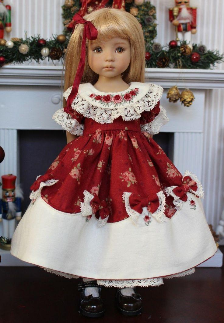 Heirloom Ensemble for Effner 13 034 Little Darling Dolls by Petite Princess Designs | eBay