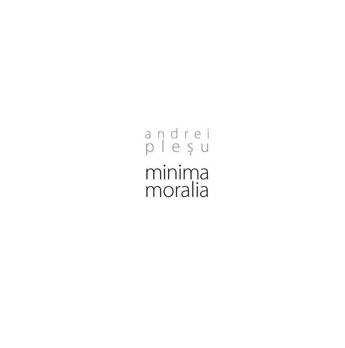 Minima moralia | Humanitas