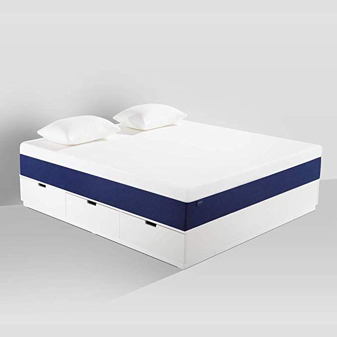 Amazon Com Molblly 12 Inch Cool Gel Memory Foam Mattress With
