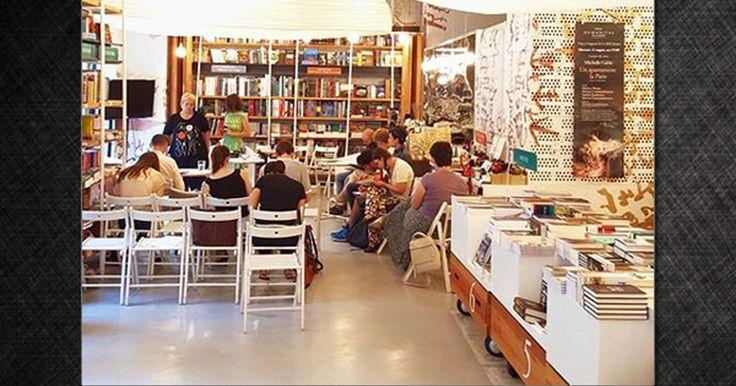 Veranstaltung in der Buchhandlung (inkl. ÜN, Anreise und Facebook-Vorstellung)  - Around the world in 100 bookshops