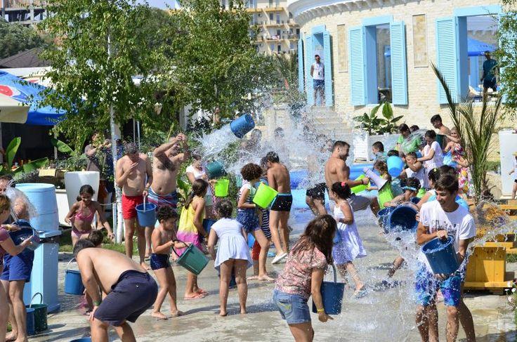 Having fun at Phoenicia Holiday Resort!