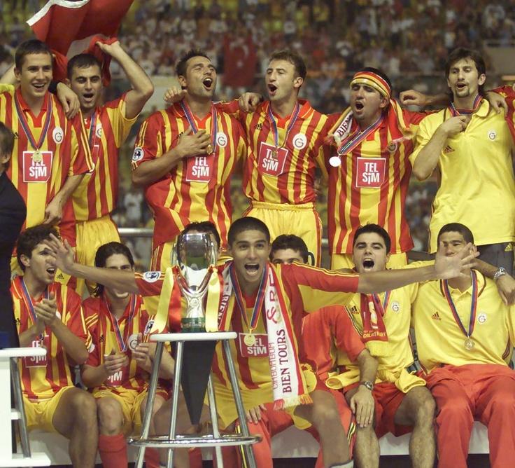 #galatasaray #istanbul #futbol #football #fussball #goal #turkey #supercup2000
