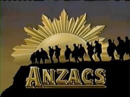 Image result for anzac rising sun symbol