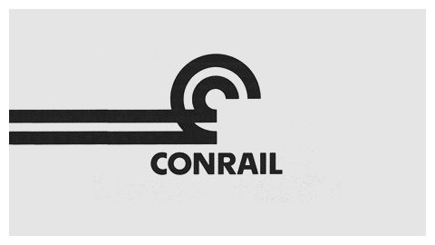 Railroad company logo design evolution: 100 logos from American and Canadian railroad companies (from Christian Annyas at annyas.com)