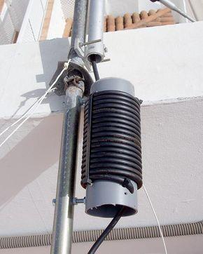 BUILD AN AIR WOUND 1:1 CHOKE BALUN FOR HF - THE UGLY BALUN!