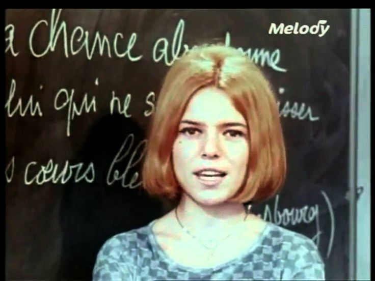 France Gall - Laisse tomber les filles 1964 HD (Tele Melody)