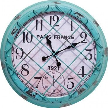 Horloge Paris Grid Kare Design
