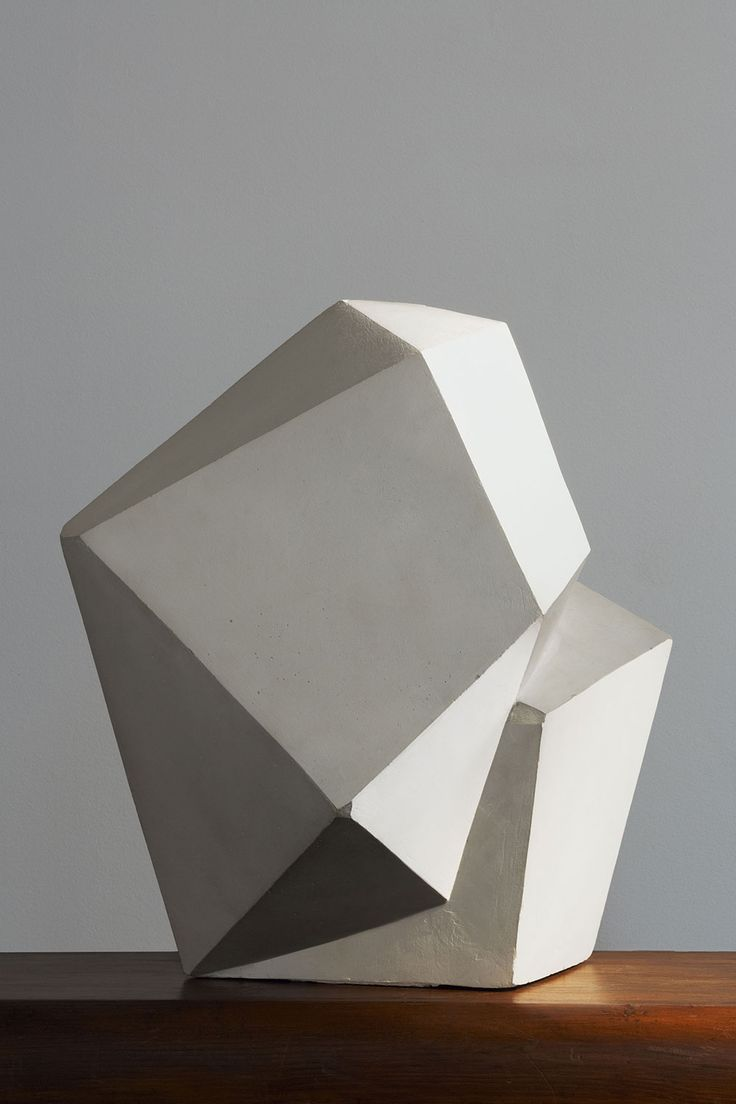 Sculpture Habitacle, André Bloc, c. 1960.