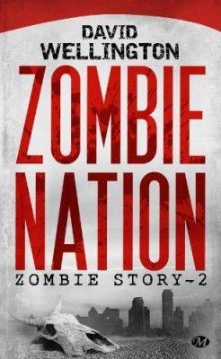 Couverture de Zombie Story, Tome 2 : Zombie nation