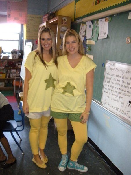 Star bellied sneetches Dr Seuss character costumes Read Across America