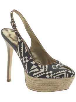Tribal shoe on sale for $59.99