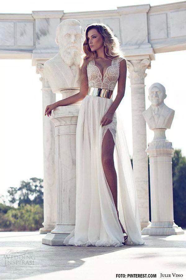 Si eres una novia joven y te queres lucir en tu dia especial en tu boda civil