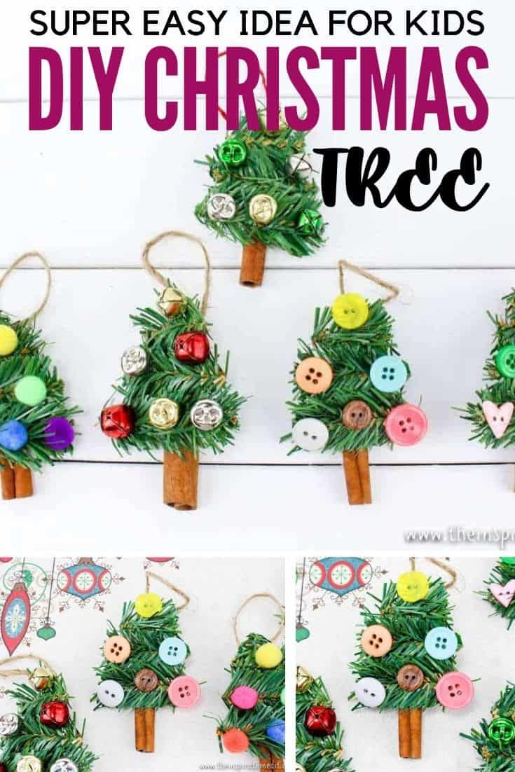 Funky Christmas Tree Ornaments Christmas Crafts For Gifts Kindergarten Christmas Crafts Christmas Crafts For Kids