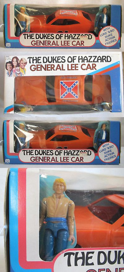 Dukes of Hazzard 20908: 1981 Dukes Of Hazard General Lee Car W Bo And Luke Action Figures Unopened #09060 -> BUY IT NOW ONLY: $399 on eBay!