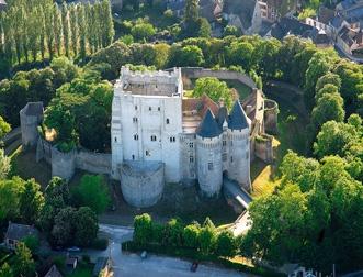 Nogent-le-Rotrou, Chateau St Jean (XIème - XVème siècles) dans le Perche, France #Orne #PureNormandie