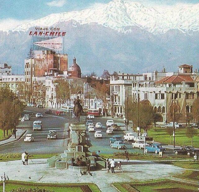 Santiago antiguo