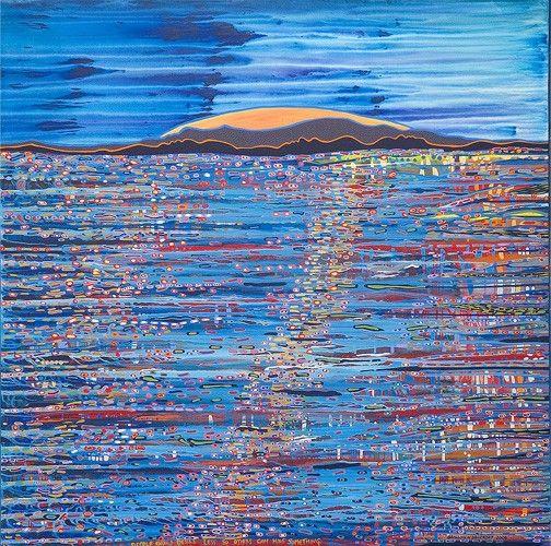 Washpool Sunset by Bronwyn Bancroft