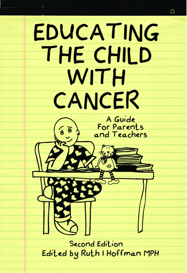 Resource for parents and teachers about educating a child with cancer. This books also individuals to build understanding and acceptance.