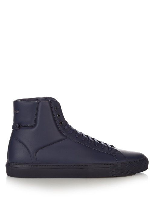Givenchy Urban Knots high-top leather trainers