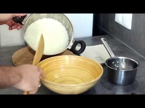 Jak zrobić ryż do sushi | RobimySushi.com - YouTube