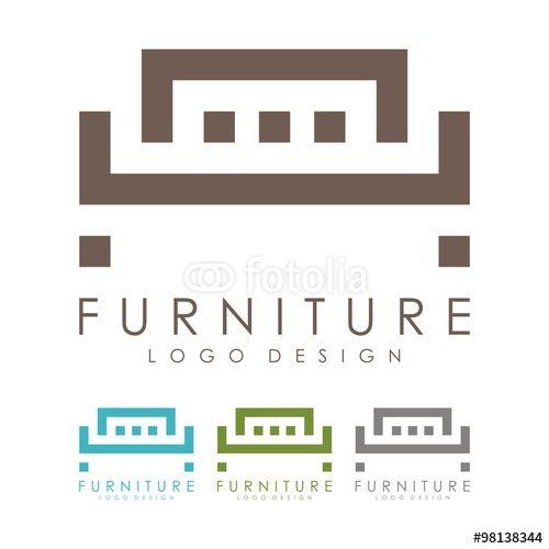 11 best Furniture Logos images on Pinterest Furniture logo Logo